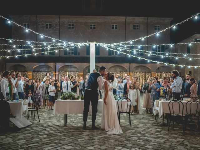 Il matrimonio di Michele e Ilaria a San Mauro Pascoli, Forlì-Cesena 23