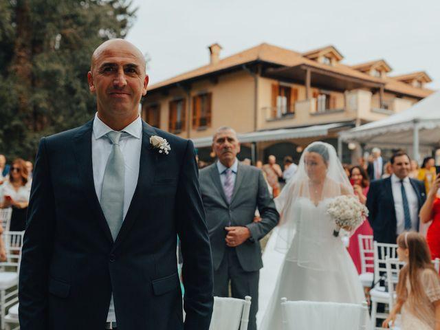 Il matrimonio di Christian e Natalia a Nerviano, Milano 30