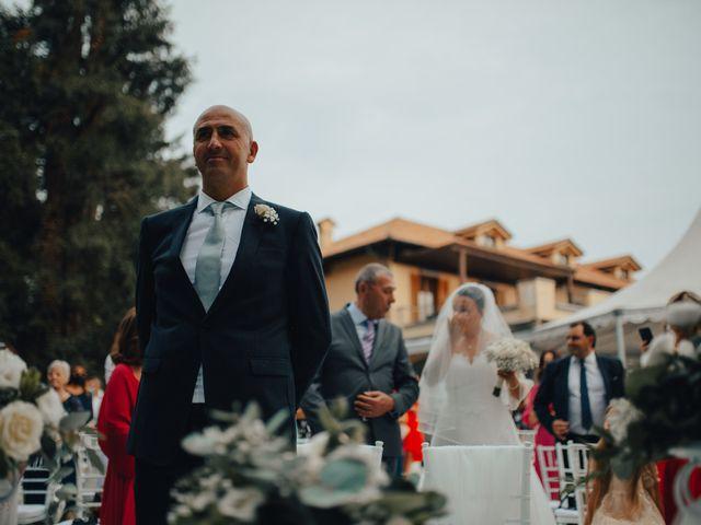 Il matrimonio di Christian e Natalia a Nerviano, Milano 32