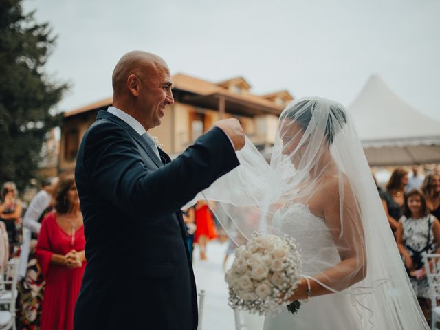 Il matrimonio di Christian e Natalia a Nerviano, Milano 34