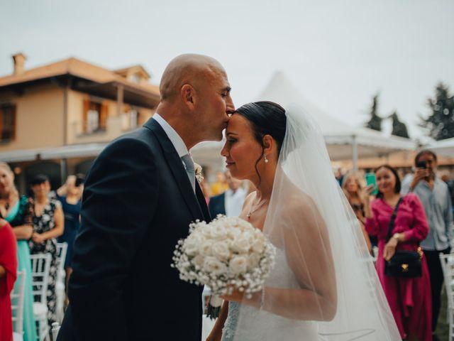 Il matrimonio di Christian e Natalia a Nerviano, Milano 36