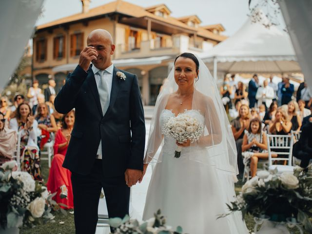 Il matrimonio di Christian e Natalia a Nerviano, Milano 37