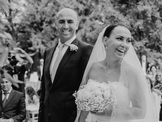 Il matrimonio di Christian e Natalia a Nerviano, Milano 40