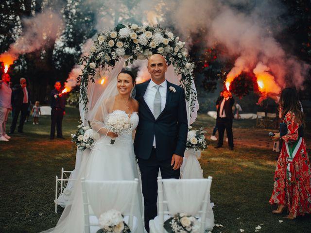 Il matrimonio di Christian e Natalia a Nerviano, Milano 41