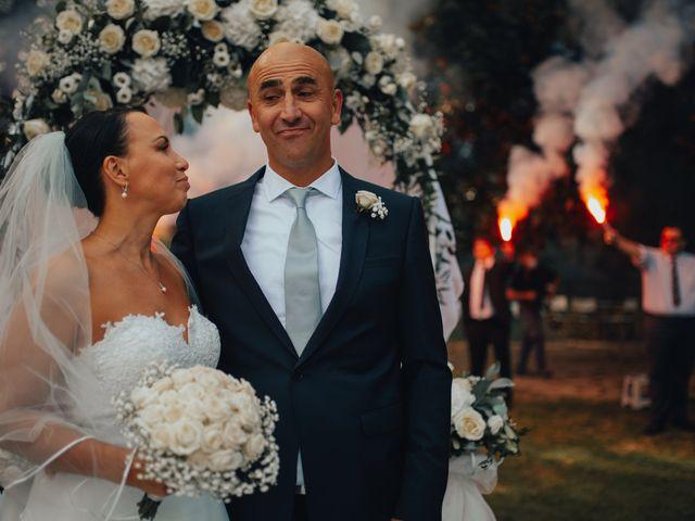 Il matrimonio di Christian e Natalia a Nerviano, Milano 42