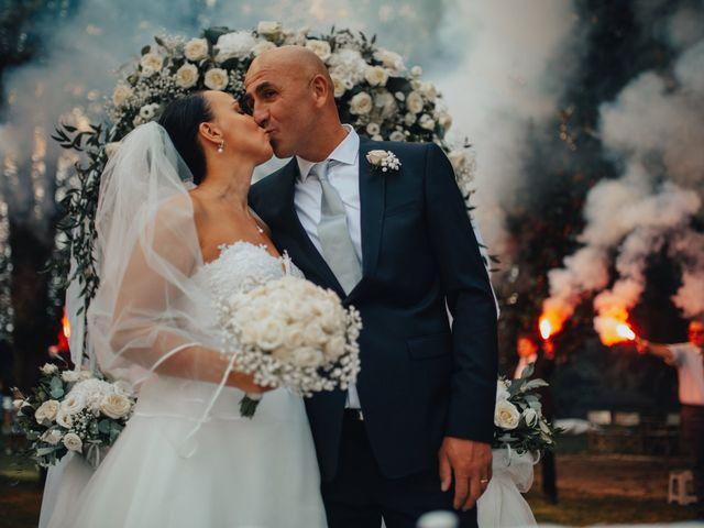 Il matrimonio di Christian e Natalia a Nerviano, Milano 43
