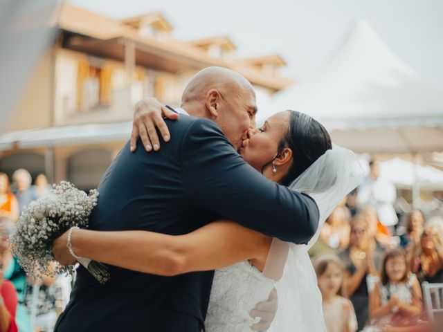 Le nozze di Natalia e Christian