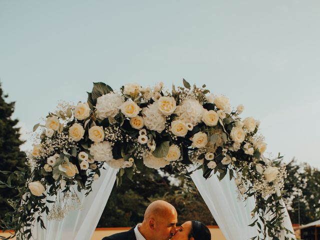 Il matrimonio di Christian e Natalia a Nerviano, Milano 57