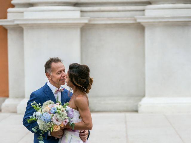 Il matrimonio di Andrea e Mariagrazia a Carpi, Modena 5