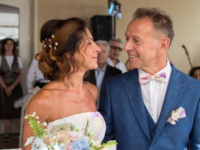 Il matrimonio di Andrea e Mariagrazia a Carpi, Modena 13