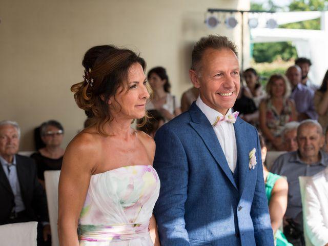 Le nozze di Mariagrazia e Andrea
