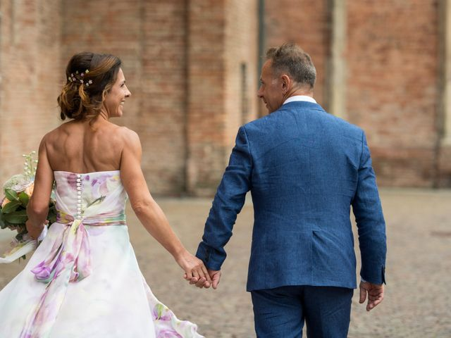 Il matrimonio di Andrea e Mariagrazia a Carpi, Modena 18
