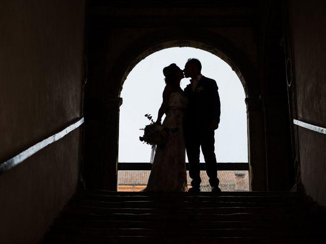 Il matrimonio di Andrea e Mariagrazia a Carpi, Modena 20