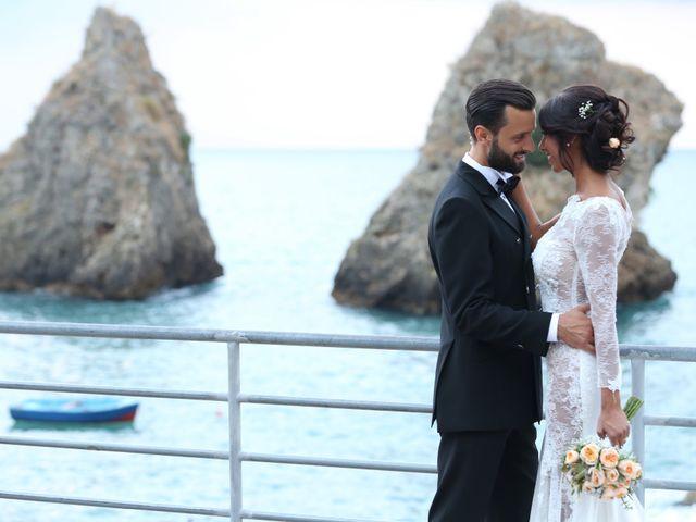 Le nozze di Fabiana e Enzo