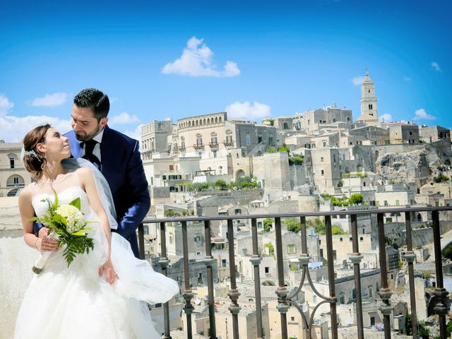le nozze di Valentina e Bruno