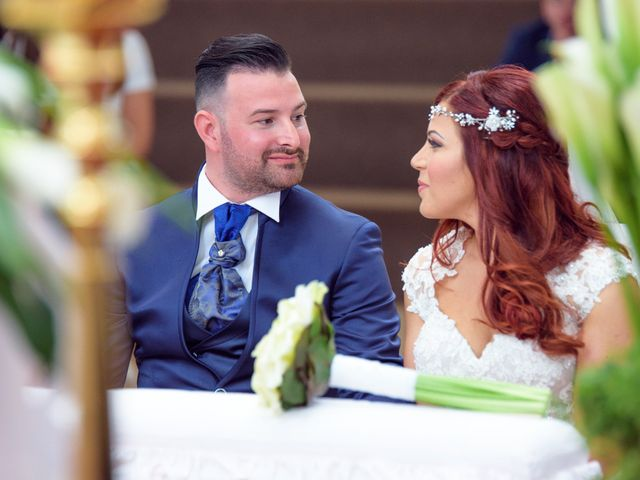 Le nozze di Ylenia e Niko