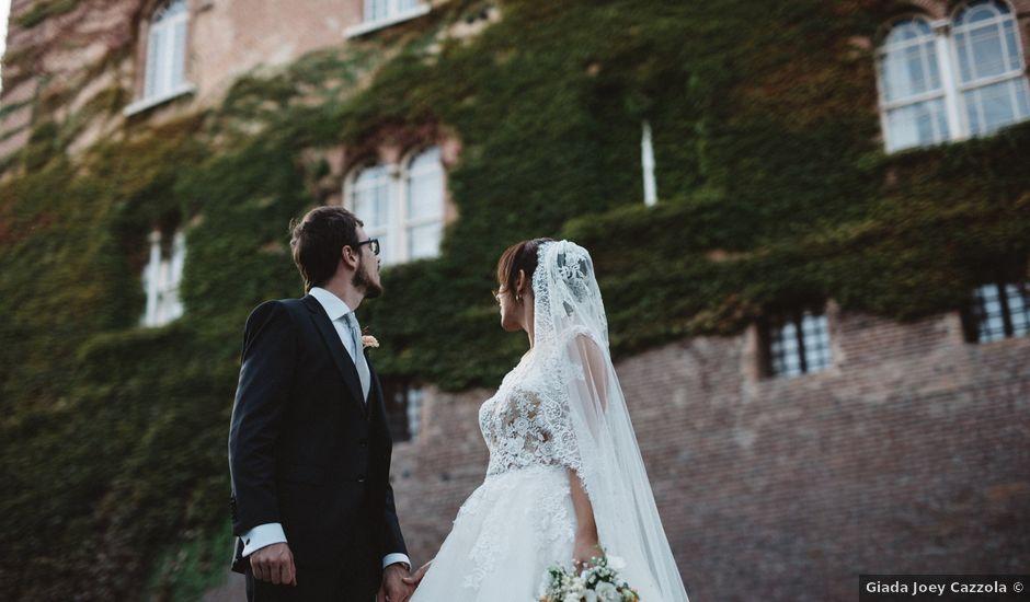 Il matrimonio di Carlo e Cassandra a Oviglio, Alessandria