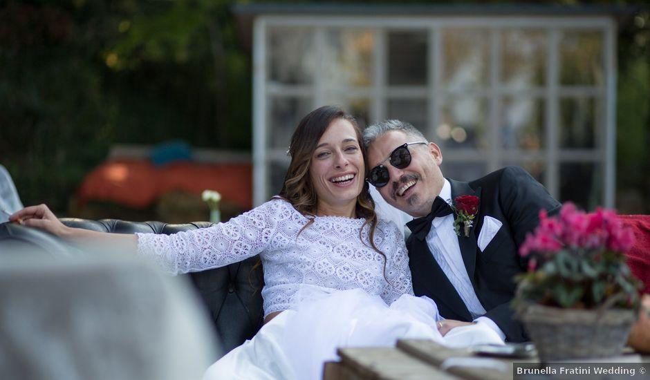 Il matrimonio di Matteo e Agnese a Miglianico, Chieti