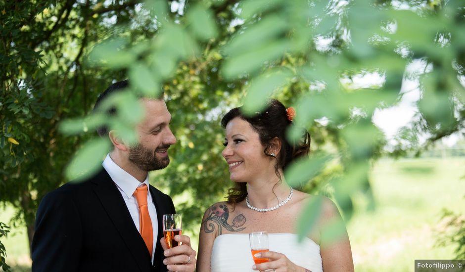 Il matrimonio di Davide e Chiara a Ozzero, Milano