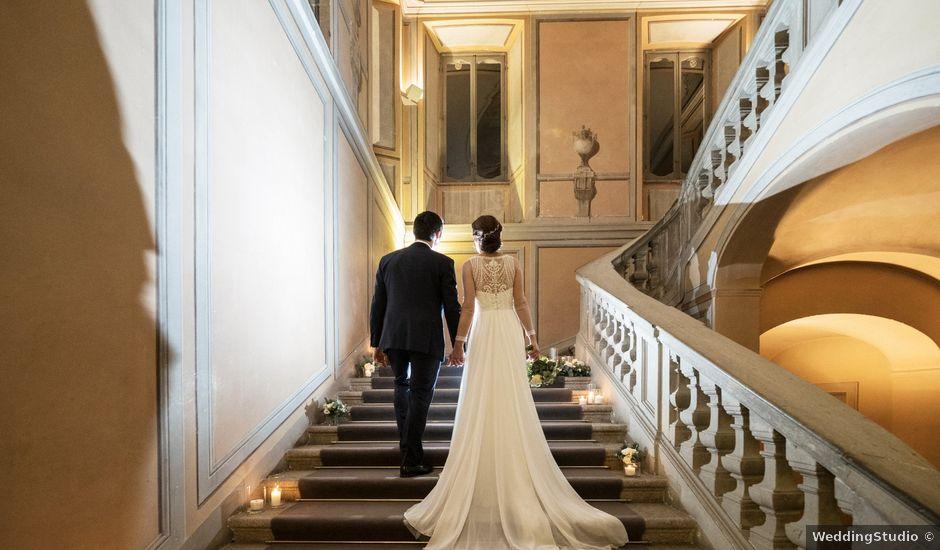Il matrimonio di Diego e Micaela a Cassano d'Adda, Milano