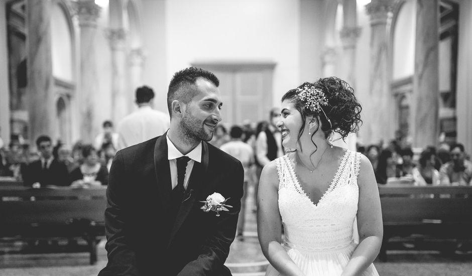 Il matrimonio di Michele e Ilaria a San Mauro Pascoli, Forlì-Cesena