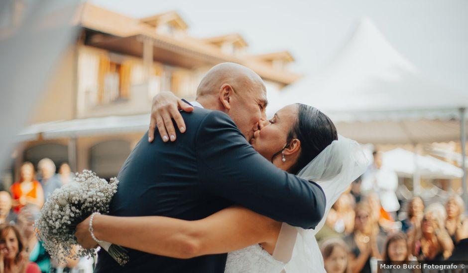 Il matrimonio di Christian e Natalia a Nerviano, Milano