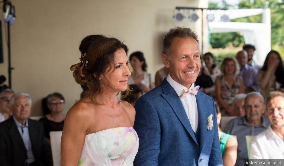 Il matrimonio di Andrea e Mariagrazia a Carpi, Modena