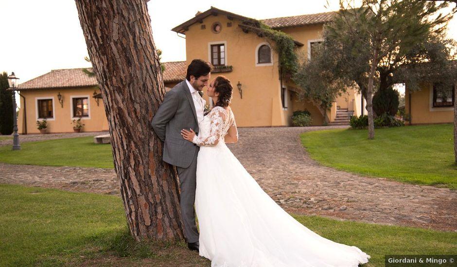 Il matrimonio di Roberta e Tommaso a Roma, Roma