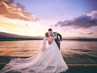 Le nozze di Agnese e Roby