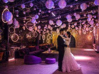 Le nozze di Aurora e Samuele