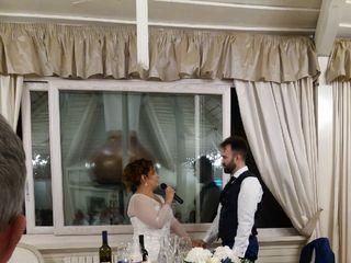 Le nozze di Alberto e Yomari 1