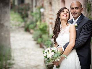Le nozze di Marialuisa e Francesco