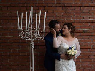 Le nozze di Alberto e Yomari
