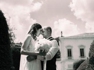 Le nozze di Caren e Giuseppe