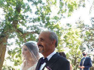 Le nozze di Jlenia e Francesco 1