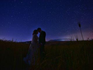 Le nozze di Jlenia e Francesco