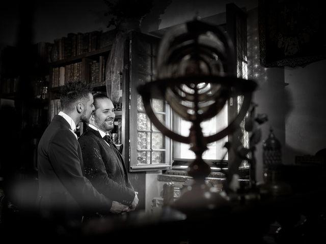 Le nozze di Felice e Damiano