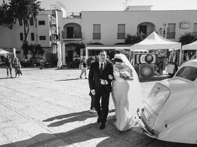 Il matrimonio di Mario e Anna Carol a Sperlonga, Latina 15