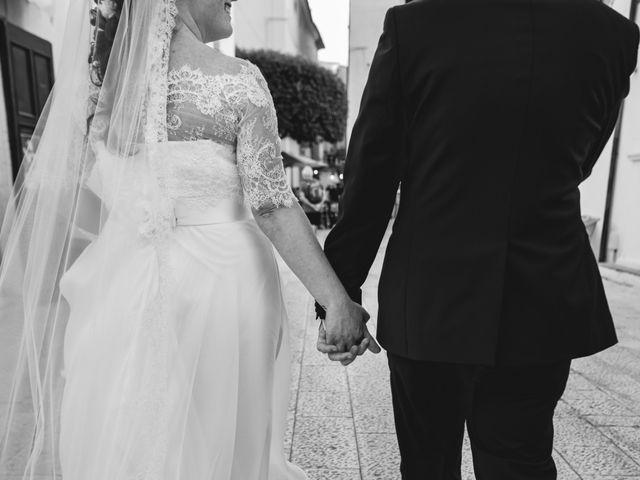 Il matrimonio di Mario e Anna Carol a Sperlonga, Latina 1