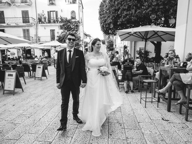 Il matrimonio di Mario e Anna Carol a Sperlonga, Latina 21
