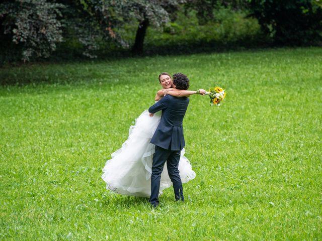 le nozze di Samantha e Alberto