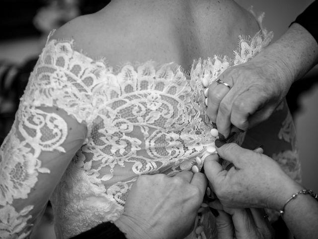 Il matrimonio di Samuele e Aurora a Crispiano, Taranto 1
