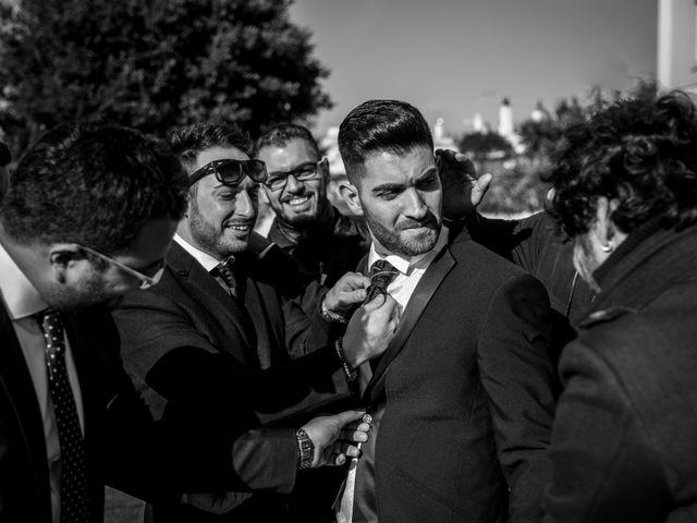 Il matrimonio di Samuele e Aurora a Crispiano, Taranto 4