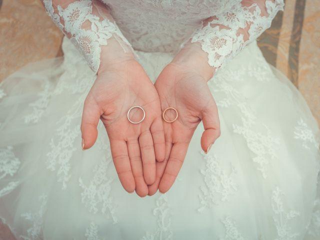 Il matrimonio di Samuele e Aurora a Crispiano, Taranto 8