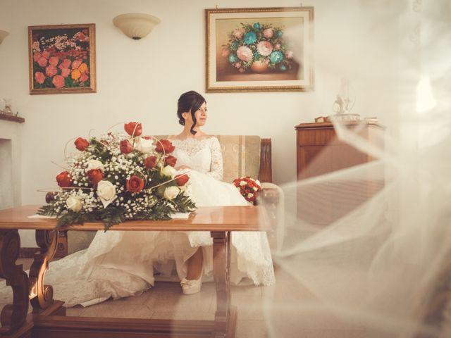 Il matrimonio di Samuele e Aurora a Crispiano, Taranto 9
