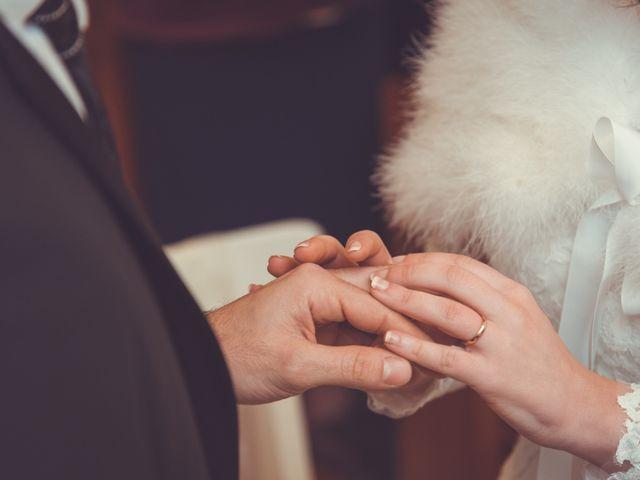 Il matrimonio di Samuele e Aurora a Crispiano, Taranto 16