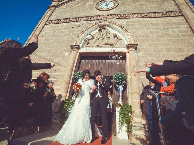 Il matrimonio di Samuele e Aurora a Crispiano, Taranto 17