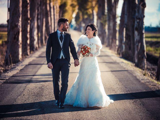 Il matrimonio di Samuele e Aurora a Crispiano, Taranto 18