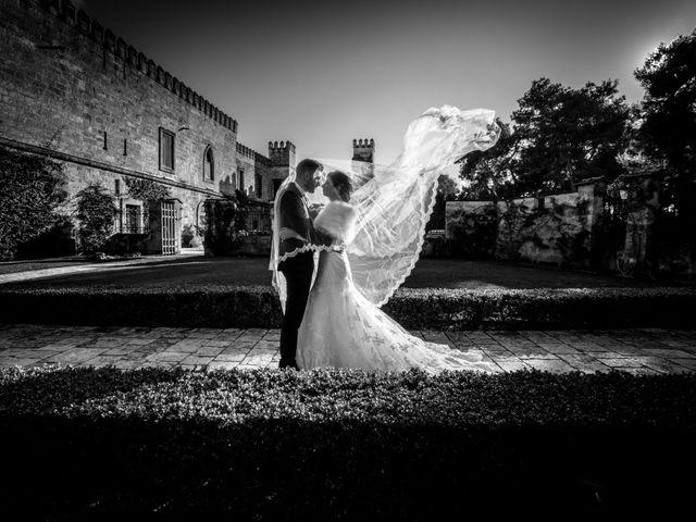 Il matrimonio di Samuele e Aurora a Crispiano, Taranto 23