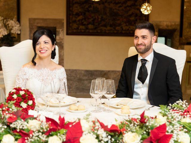 Il matrimonio di Samuele e Aurora a Crispiano, Taranto 31